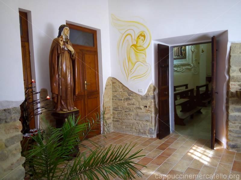 ingresso Chiesa monastero